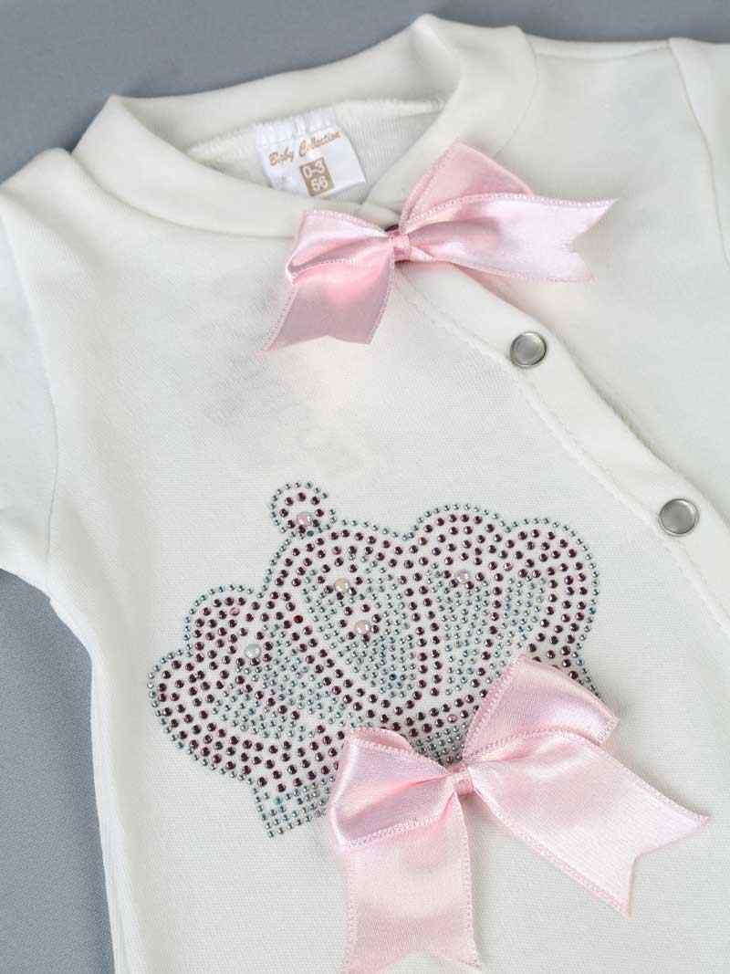 아기 rompers 여자 소년 신생아 옷 3 pcs 세트 면화 부드러운 항 알레르기 직물 종류의 신생아 아기 의류