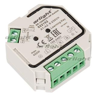 022102 Controller Switch SR-1009SAC-HP-Switch (220V 400 W) Box-1 Pcs ARLIGHT-Управление Light/Lot TRIAC/IN ^ 32