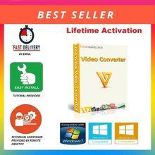 Freemake – convertisseur vidéo doré, convertisseur en AVI, MP4, WMV, MKV, 3GP, DVD, MP3, iPad, iPhone, psp, livraison rapide⚡