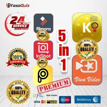 Vivabvideo Pro 5 pl 1 #8211 inshot Pro aplikacje Android picsart-studio Photo Pro do- vidéo Go Pro entièrement déverrouillées tanie i dobre opinie NONE Kamery sportowe apk pro kinemaste