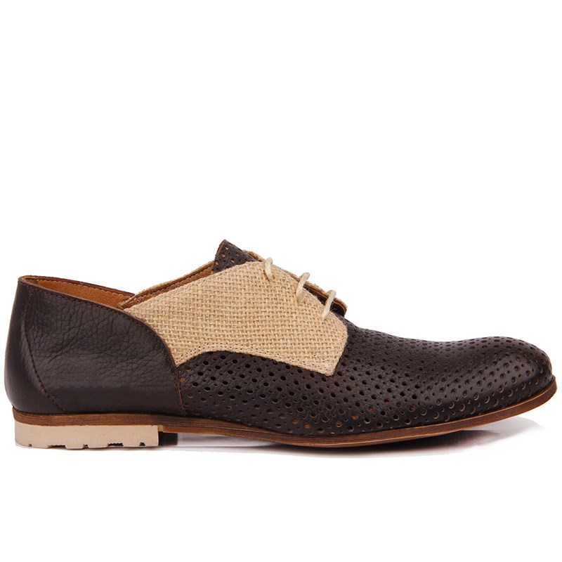 Sail Lakers-Men Daily Shoes