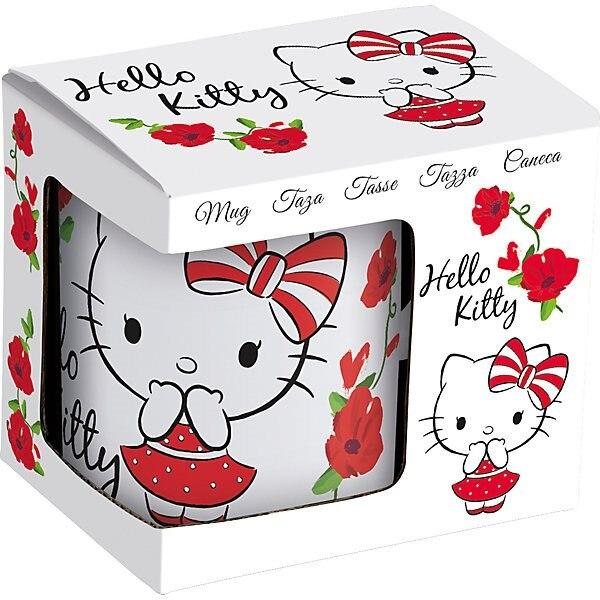 Ceramic Mug Stor Hello Kitty 325 Ml