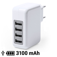 USB  Wall Charger 3100 mAh 145162|Tablet Chargers| |  -