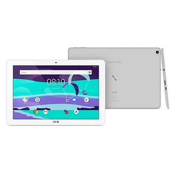 "Tablet SPC Gravity Max 10,1"" Quad Core 2 GB RAM 16 GB White"