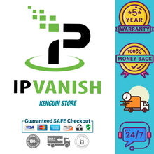 IP VANISH VPN   5 YRS WARNTY   FAST SHIP-PING   AUTO RENEW   BEST VPN PROVIDER  