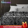 4000245557319 - Juego de cama Delicatex 6468-1 + 6469-1-Hamburg textiles para el hogar, sábanas, cubiertas para cojines de lino, funda de edredón, funda de almohada