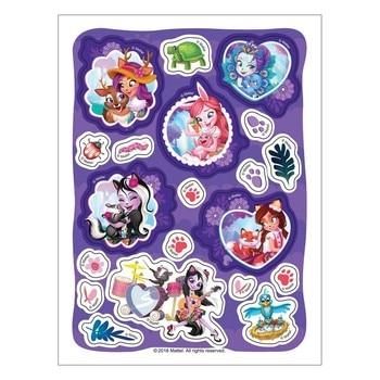 Набор наклеек Enchantimals Фиолетовый