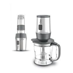 Liquidiser 2 In 1 Kiwi KSB-2225 1,77 L 500W Stainless steel