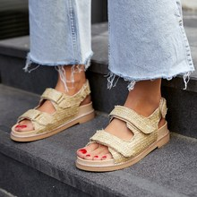 Shany New Season Premium Quality Genuine Leather Women Sandal / Shoes with Different Color Options