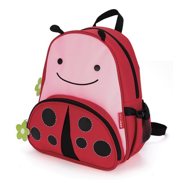 Child Bag Nikidom Ladybug Red