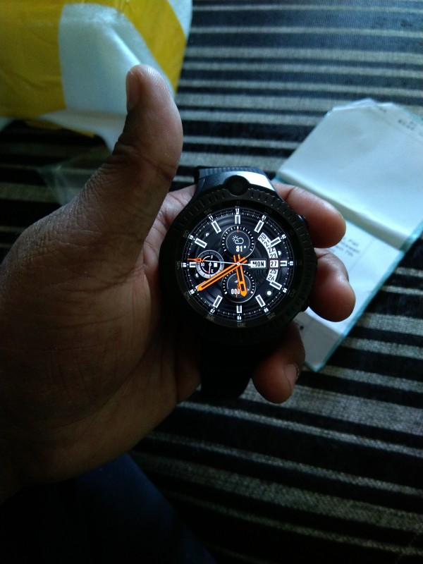 "Zeblaze THOR 4 Dual 4G Smart Watch1GB RAM 16GB ROM 530mAh 5MP+5MP Dual Camera 1.4"" AMOLED SmartWatch Men [Free TWS Earphones]|Smart Watches|   - AliExpress"