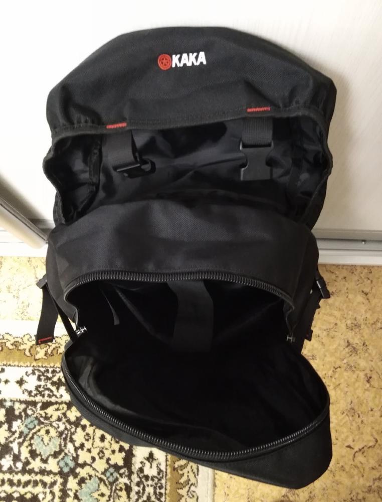 -- capacidade mochila viagem