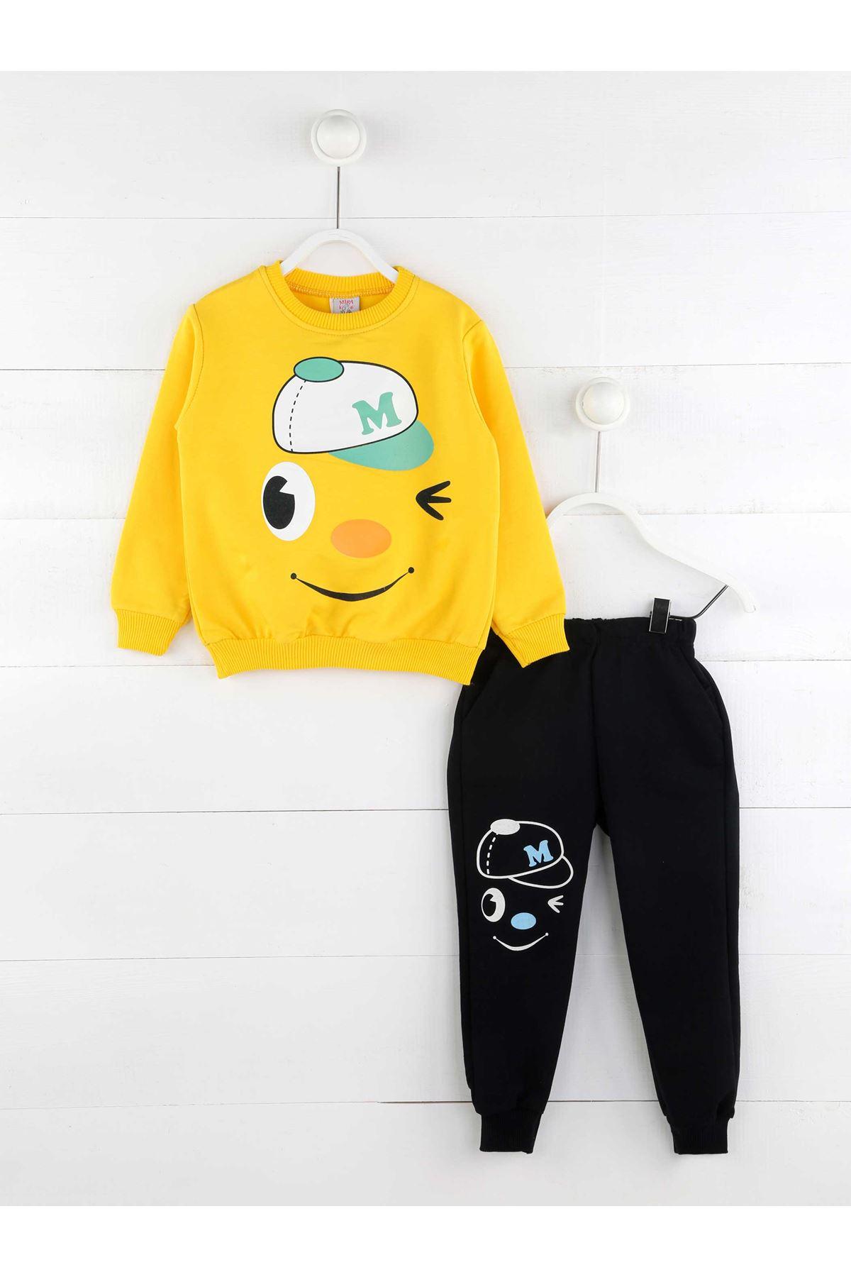 Yellow Seasonal Male Child 2 Li Suit