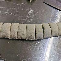 葱香花卷的做法图解4