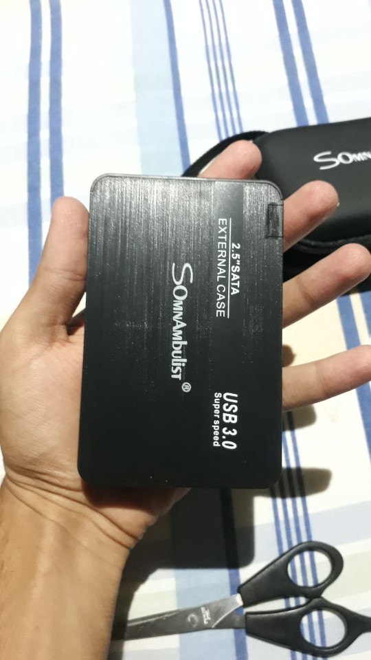 Portable External Hard Driver Disk photo review