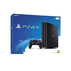 Play Station 4 Pro Sony 9887355 1 Tb Zwart