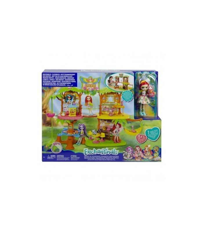 Supercasa Forest And Doll Enchantimals Toy Store Articles Created Handbook