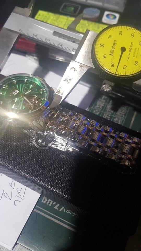 -- Relógio Masculino Automático