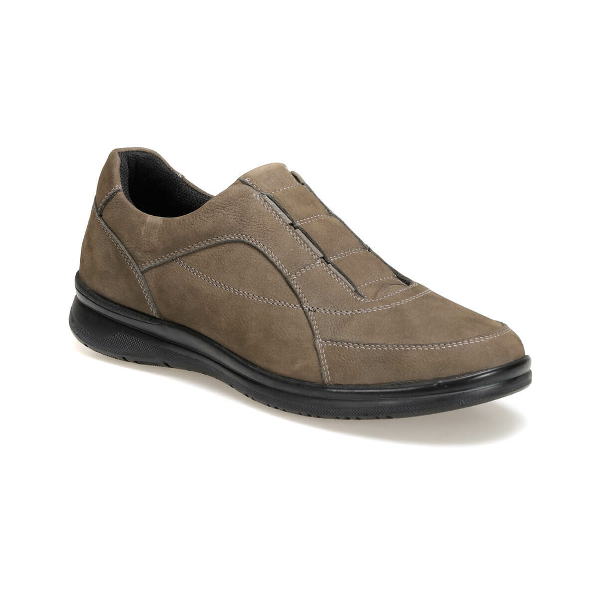 FLO 50980-2-Y Taupe Male Shoes Flogart