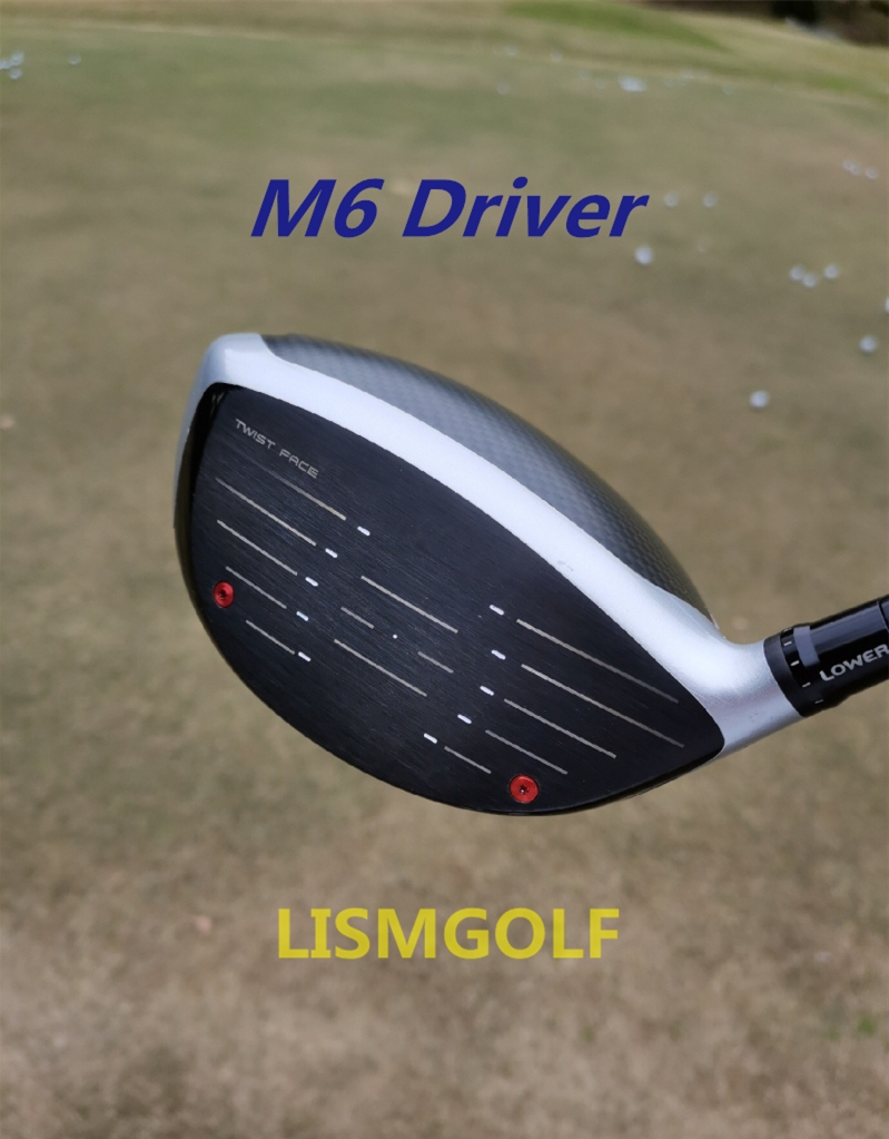 2019 Brand New M6 Driver M6 Golf Driver Golf Clubs 9/10.5 Degrees R/S Flex FUBUKI TM-5 Shaft With Head Cover Free Shipping title=
