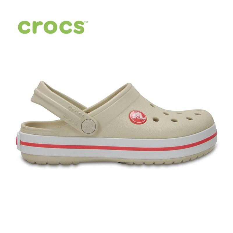 CROCS Crocband Clog K KIDS or boys/for girls, children, kids TmallFS shoes crocs crocband clog k