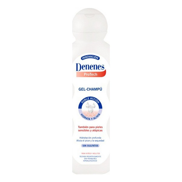 Gel And Shampoo Protech Denenes (600 Ml)