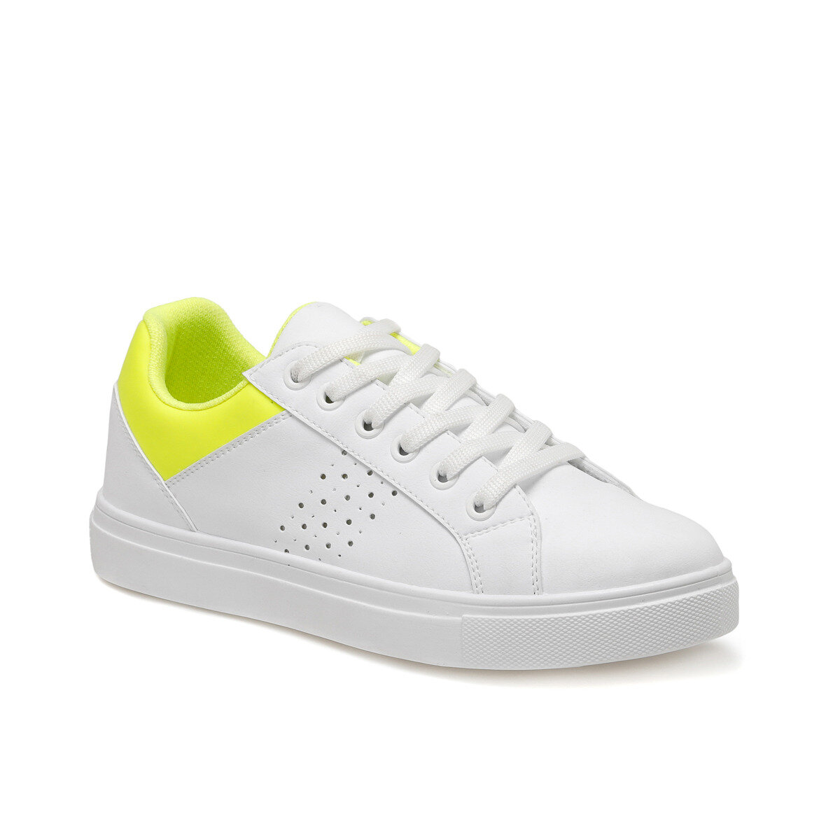 FLO CS20018 Neon Yellow Women 'S Sneaker Shoes Art Bella