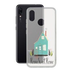 Mobile cover Xiaomi Note 7 Contact Flex Home TPU| |   -