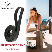 Outtobe Exercise Bands Resistance Band Set Pull Up Assist Stretch Mobility  for Training