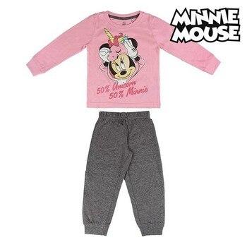 Детская Пижама Минни Маус 74175 розовый