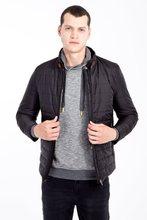 Kigili odzież męska jesienno zimowa ciepła na co dzień Slim Fit pikowana poliester wysokiej jakości płaszcze wykonane w turcji mieszanka męska płaszcz z kapturem