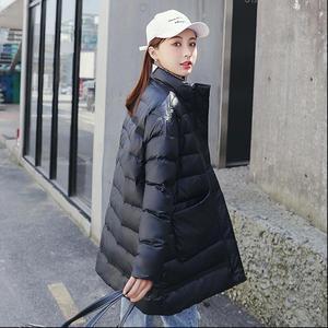 Image 4 - 2019 hiver manteau femmes vers le bas Parka femmes 90% blanc canard vers le bas yelekler grande taille chaud épais parka lâ
