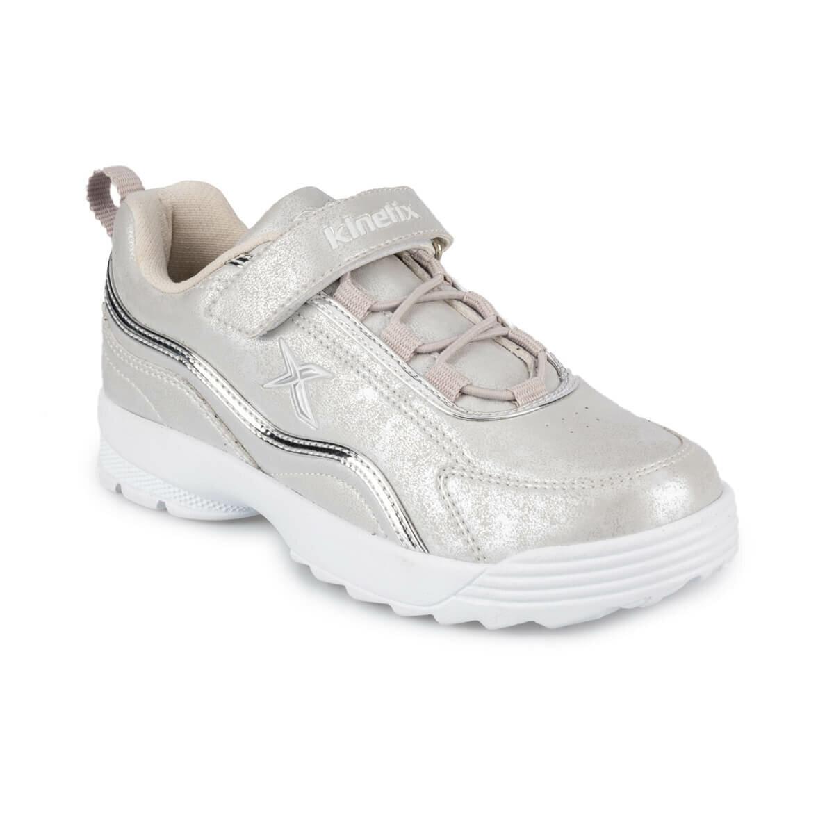 FLO SPACE 9PR Silver Female Child Sneaker Shoes KINETIX