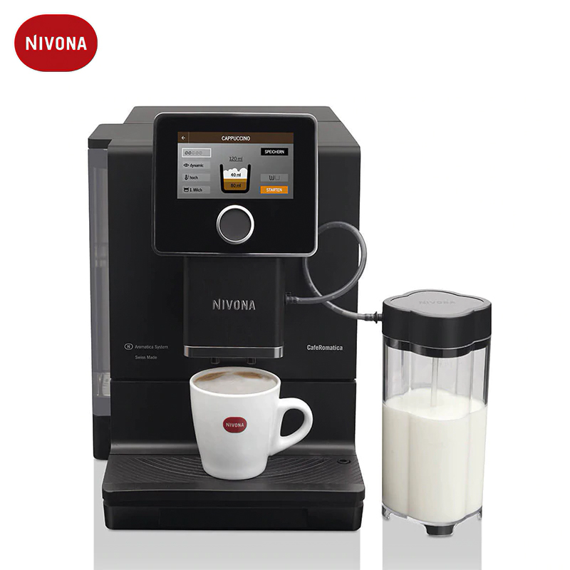 Coffee Machine Nivona CafeRomatica NICR 960 Capuchinator Coffee Maker Automatic Kitchen Appliances Goods