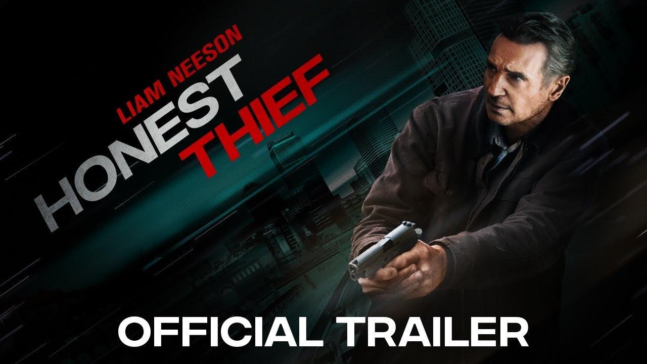 连姆·尼森主演《诚实的小偷》公开全新预告