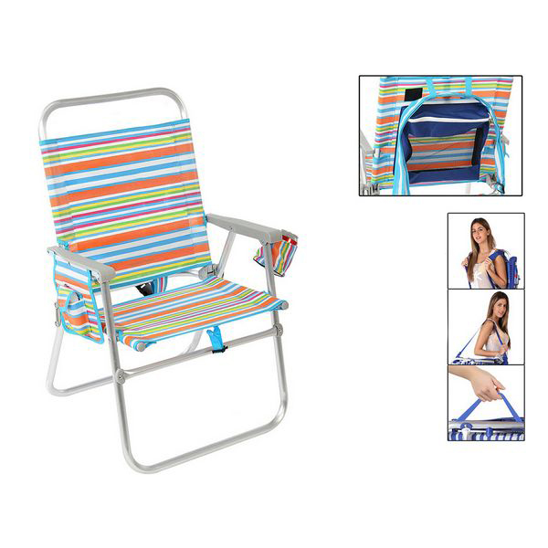 Folding Chair 118123 Multicolour