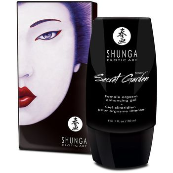 SHUNGA female orgasm cream Deep Secret Garden