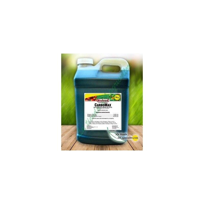 CARBOMAX 8 24 0 (10 литров) удобрение для улучшения питания с завода. Исправляет дефекты фосфора