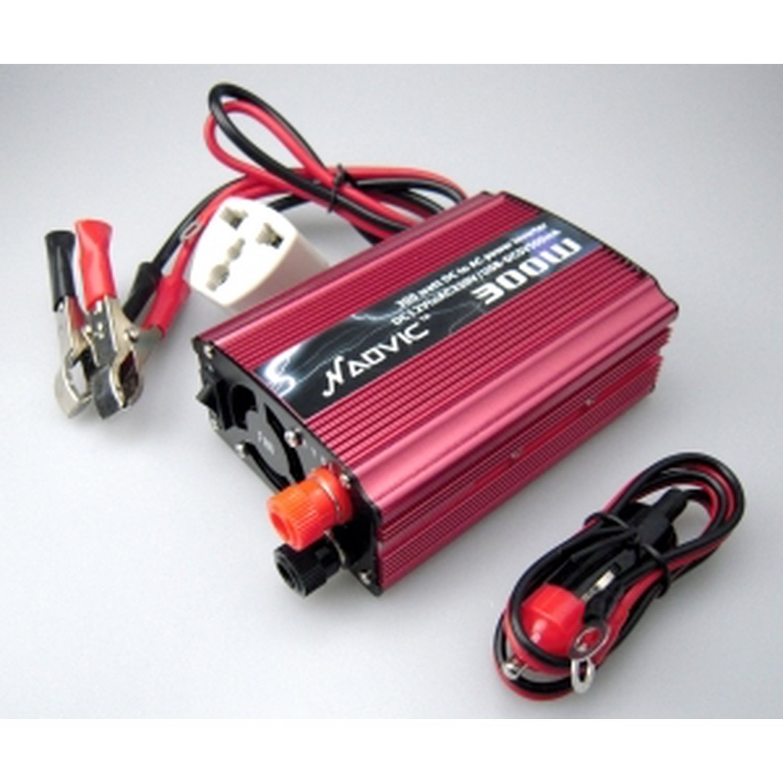 12V Power Adapter-220V 300W Car
