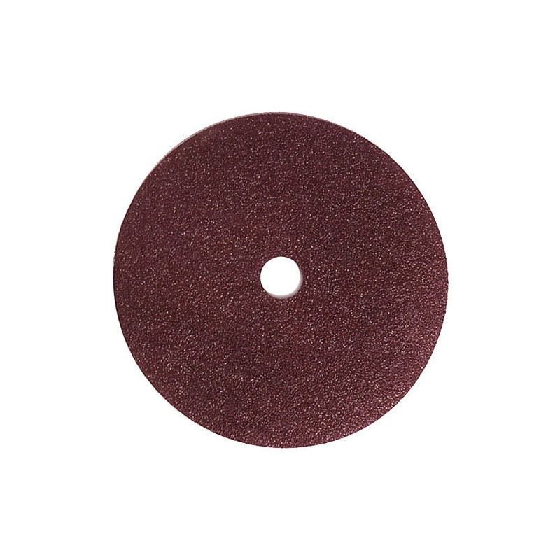 Sanding Disc Iron 178x22mm. 60 Grit (Pack Of 25 PCs)