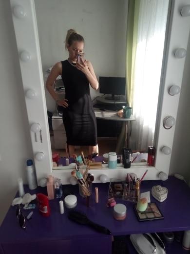 FANTOYE Cotton Ruched Drawstring Sexy Party Dress Women Sleeveless Elastic Mini Dress Vintage Summer Bodycon Club Wear Vestidos|Dresses|   - AliExpress
