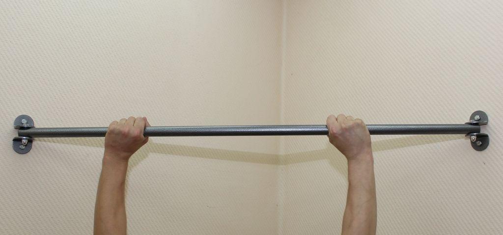 Турник угловой (120 см. (D32 мм.))