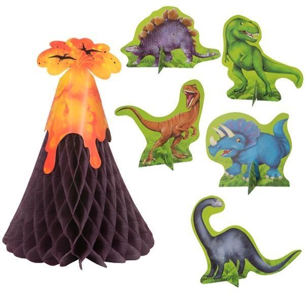Centerpiece Dinosaurs (Pack Of 6)