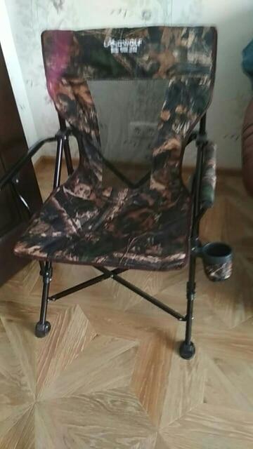 Cadeiras de pesca Load-bearing Lounge Cadeira