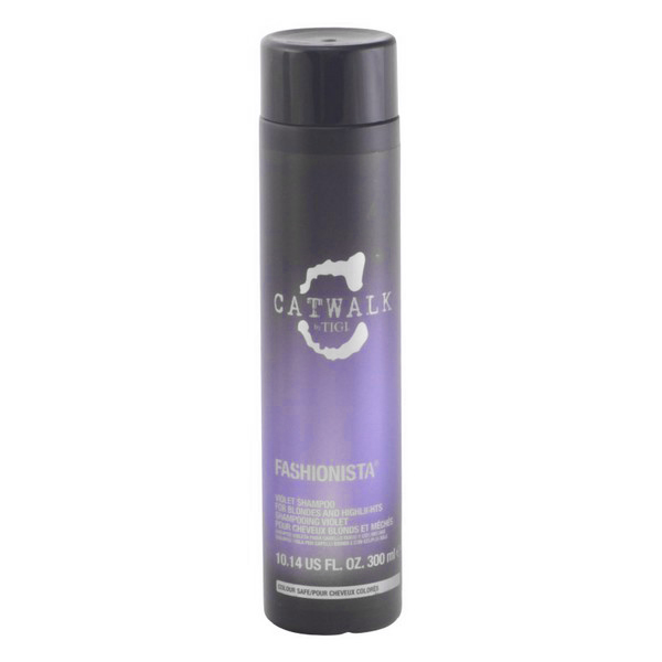 Clarifying Shampoo Blondes Catwalk Tigi (300 Ml)