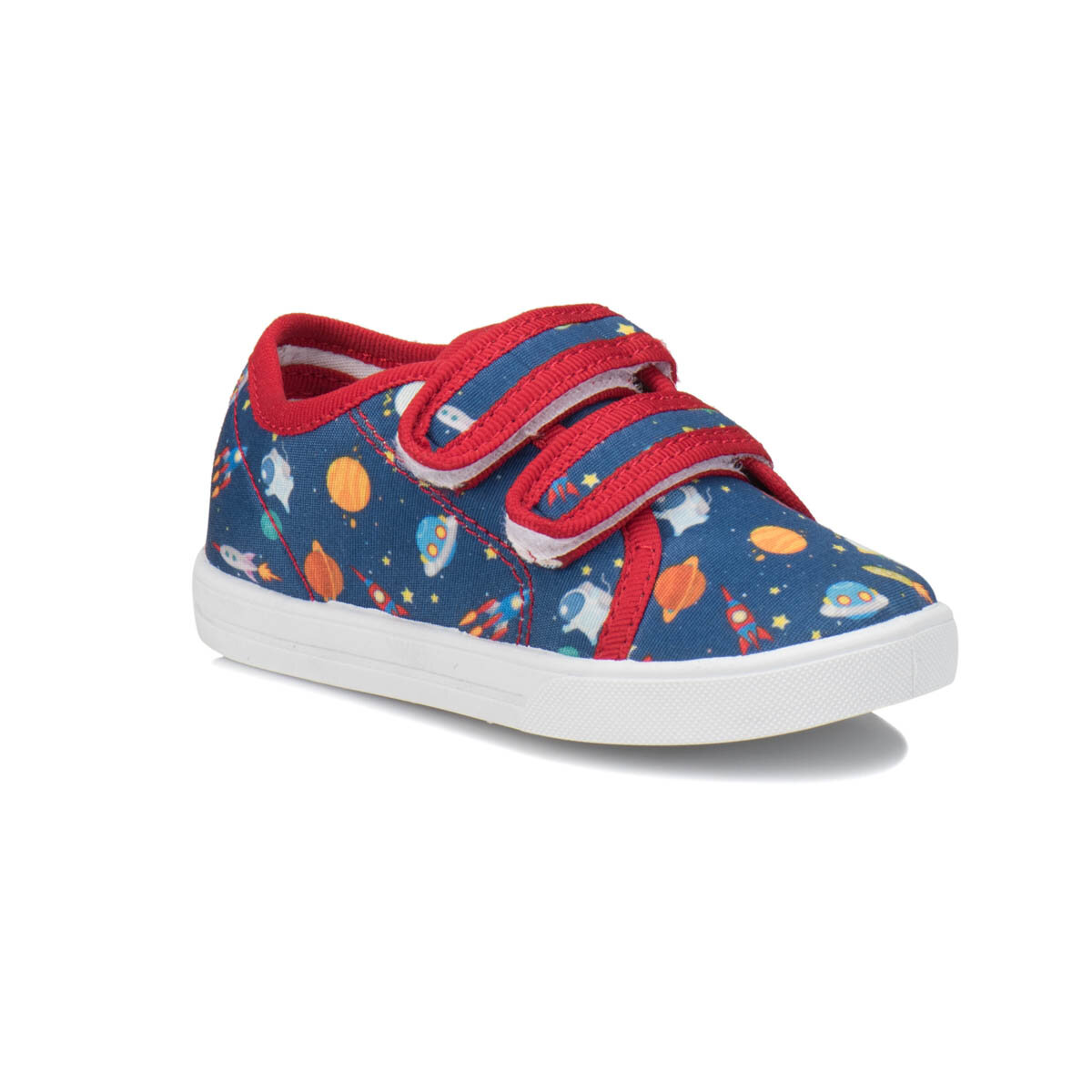FLO FOREN Navy Blue Male Child Sneaker Shoes KINETIX