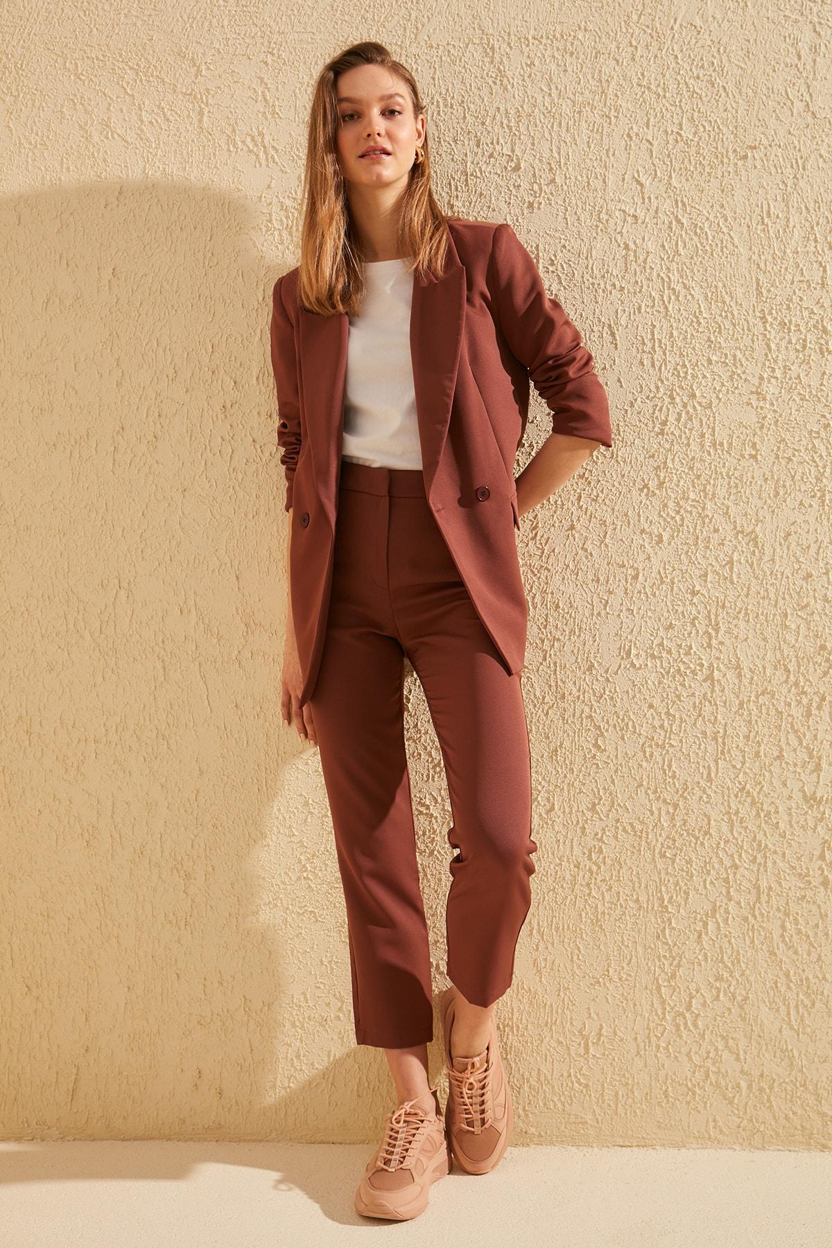Trendyol Classic Pants TWOSS20PL0075