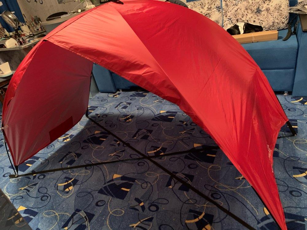 -- Dossel Instalação Acampamento