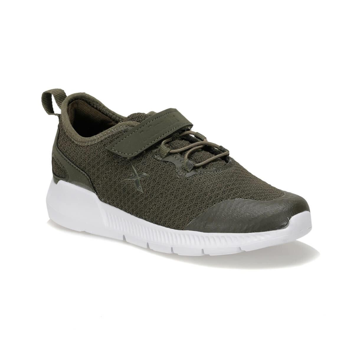 FLO LAZER J Khaki Male Child Hiking Shoes KINETIX