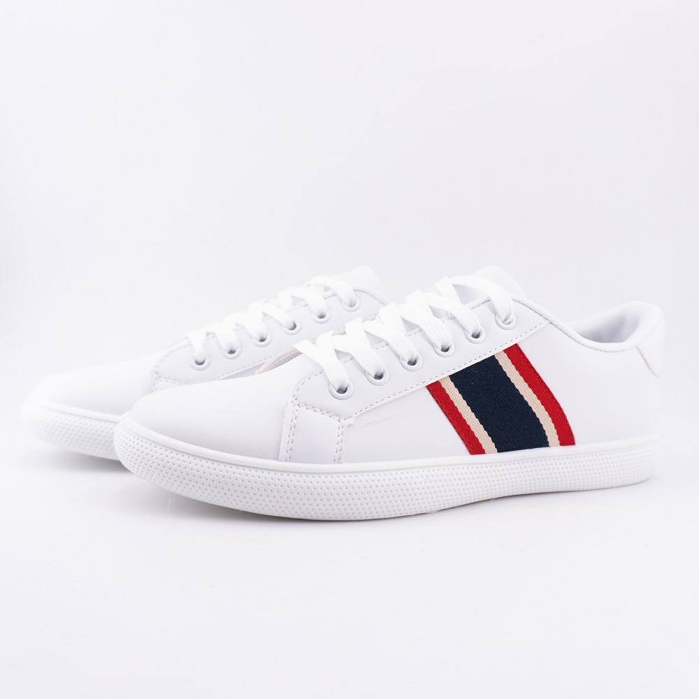 Sneakers Men Comfortable Smart Casual Shoes Footwear Men Shoes Lace Up White Black And Blue 2020 Summer Sneaker Multicolor
